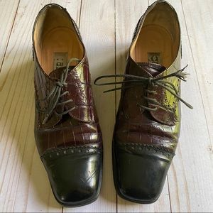 Super unique handmade in Italy shoes